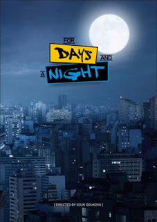 For days and a night book cover