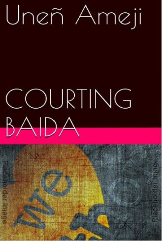 courting baida book cover